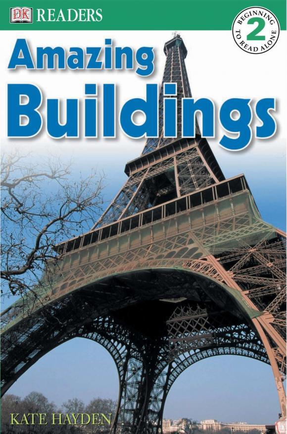 Купить DK Readers L2: Amazing Buildings
