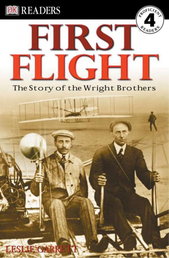 Купить DK Readers L4: First Flight: the Story of the Wright Brothers