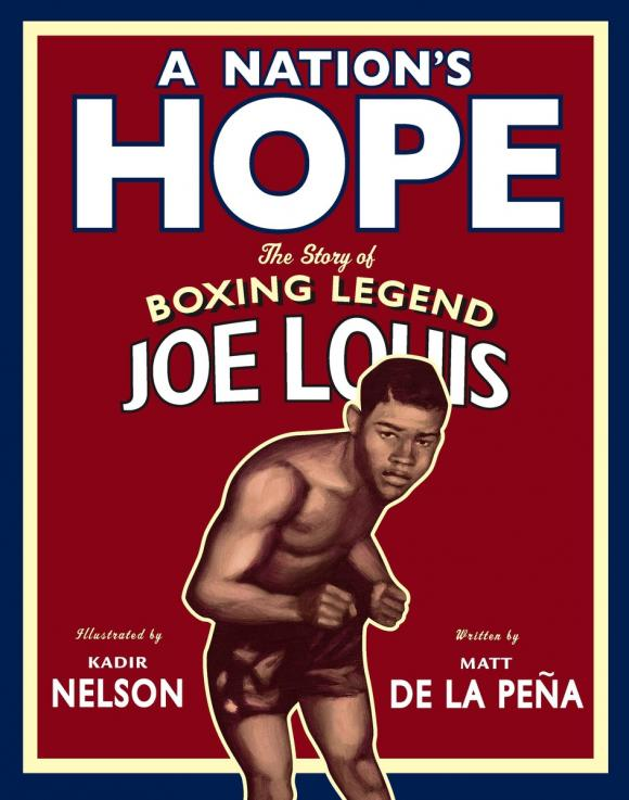 A Nation's Hope: the Story of Boxing Legend Joe Louis the ninth life of louis drax