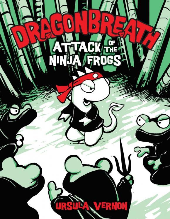 Dragonbreath #2 dragonbreath 4