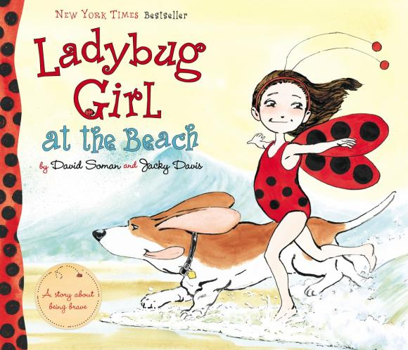 Ladybug Girl at the Beach ladybug girl and the best ever