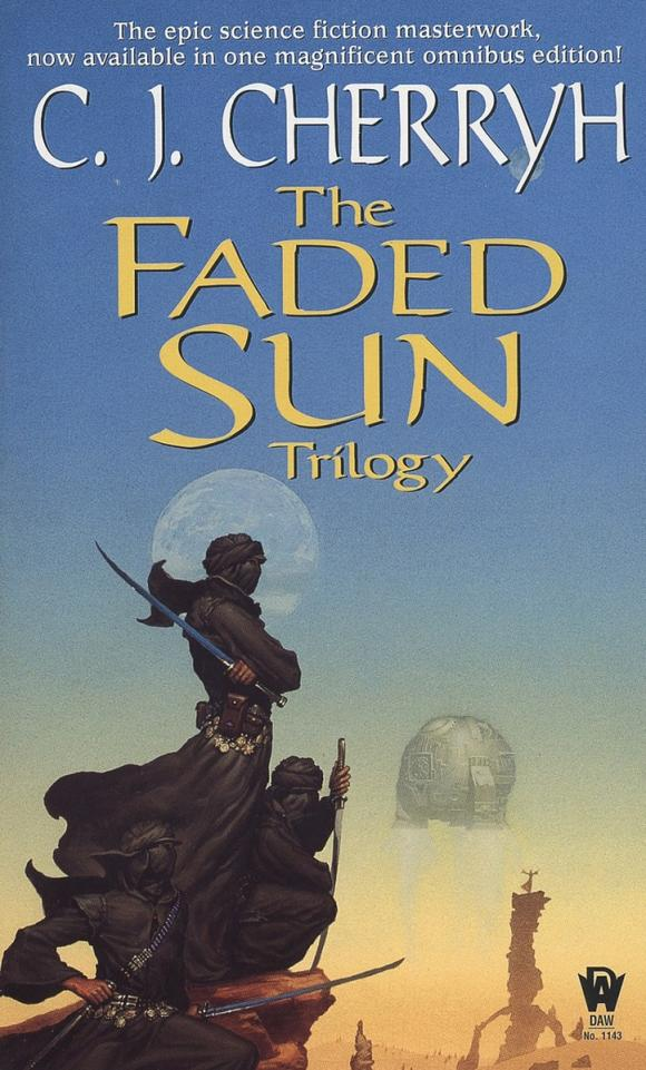The Faded Sun Trilogy Omnibus quilted heart omnibus the