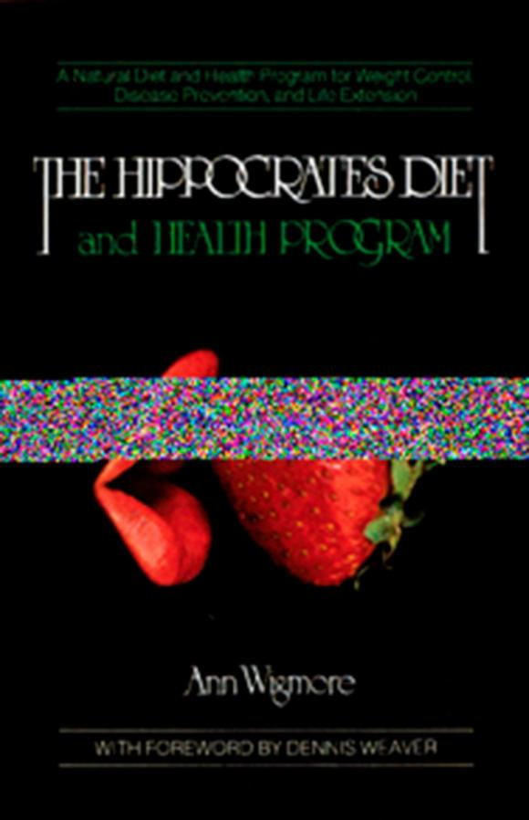 The Hippocrates Diet and Health Program health the carblovers diet 10 copy display