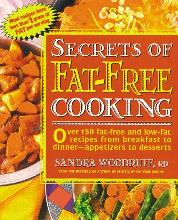 Secrets of Fat-free Cooking expert ferrum