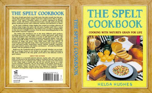 The Spelt Cookbook