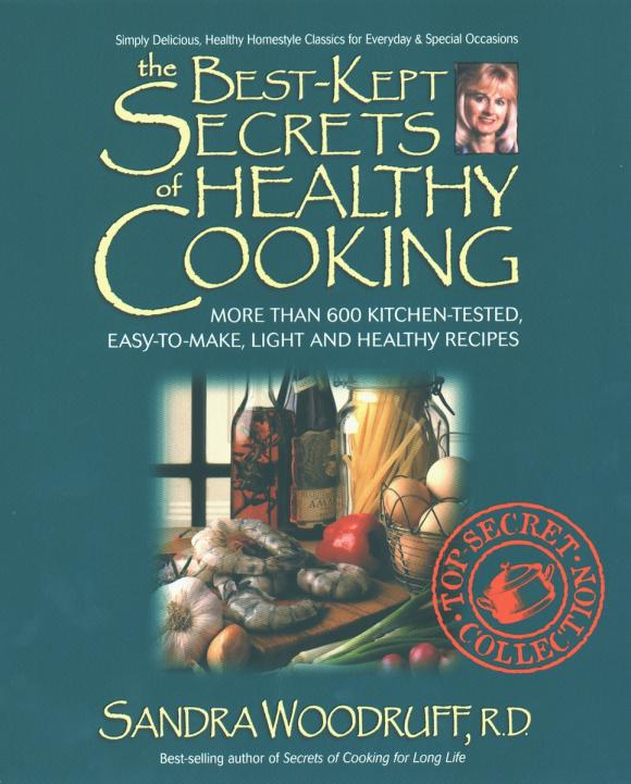 цены The Best-Kept Secrets of Healthy Cooking