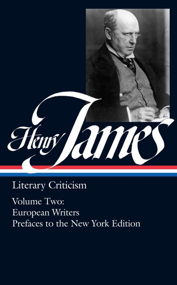 Henry James: Literary Criticism купить