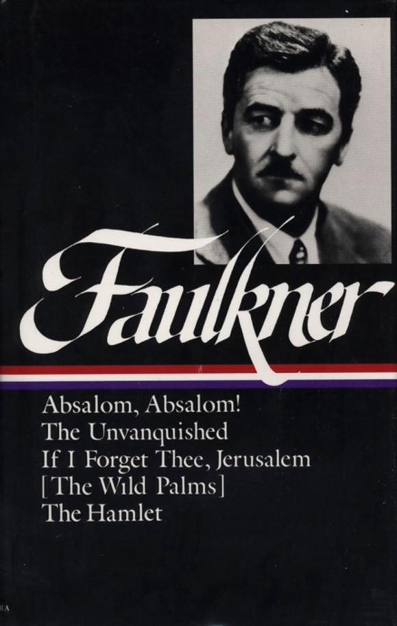 William Faulkner Novels 1936-40 just william