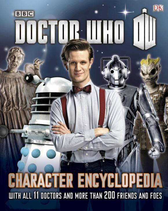Zakazat.ru Doctor Who: Character Encyclopedia
