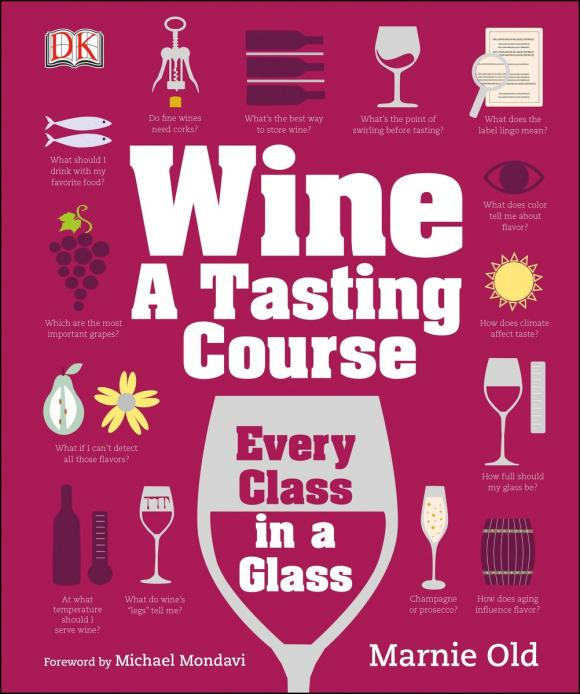 Wine: a Tasting Course course enrollment decisions