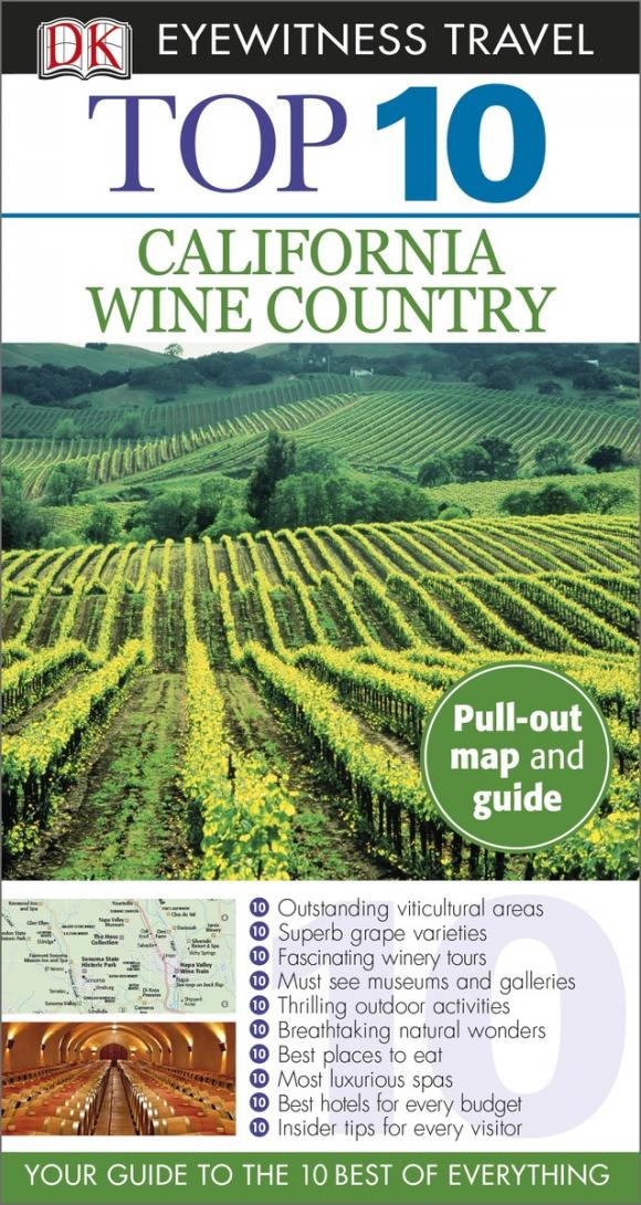 Top 10: California Wine Country top 10 копенгаген