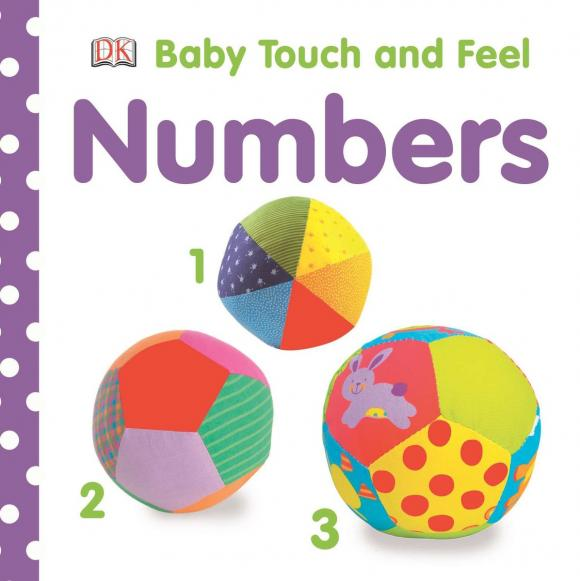 Baby Touch and Feel: Numbers baby touch busy baby cd