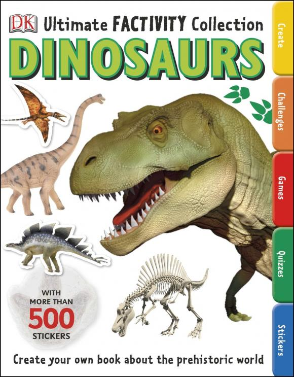 Ultimate Factivity Collection: Dinosaurs
