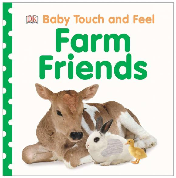 Baby Touch and Feel: Farm Friends baby touch farm