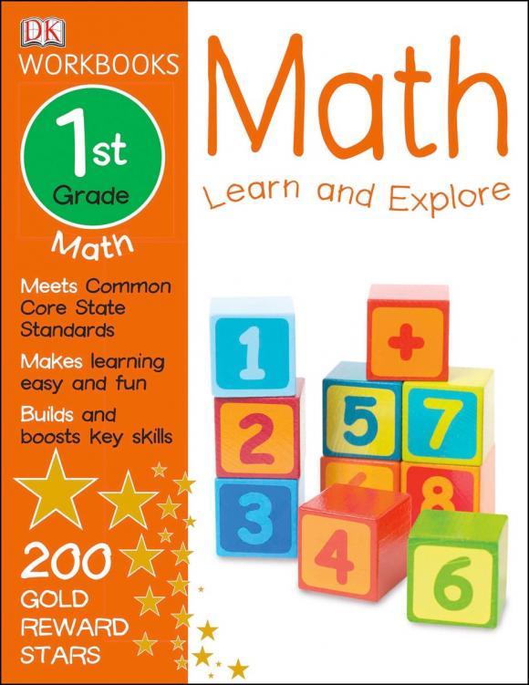 DK Workbooks: Math, First Grade math made easy first grade