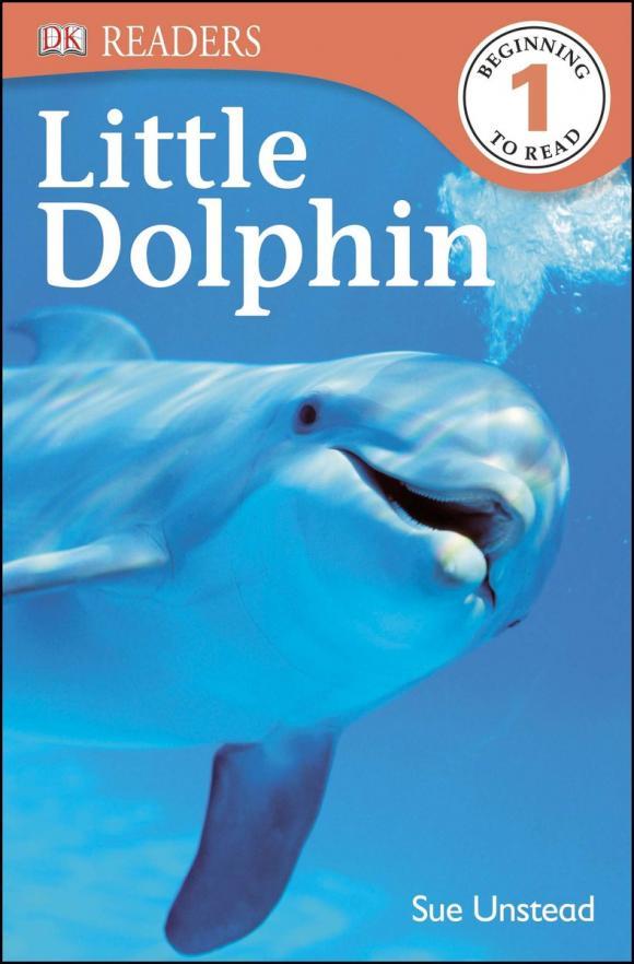DK Readers L1: Little Dolphin sue unstead dk readers l1 little dolphin