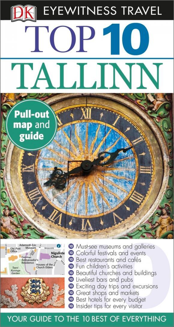 Top 10 Tallinn