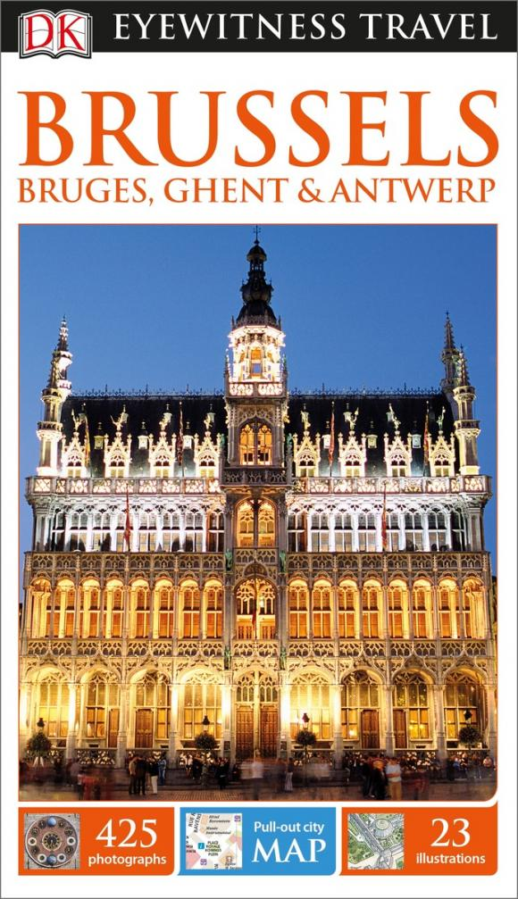 DK Eyewitness Travel Guide: Brussels, Bruges, Ghent & Antwerp skillet skillet unleashed lp cd