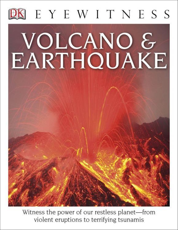 DK Eyewitness Books: Volcano & Earthquake dk eyewitness books fish