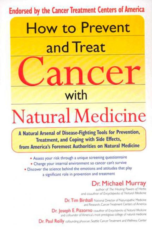 How to Prevent and Treat Cancer with Natural Medincine prognostic markers and cancer