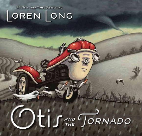 Otis and the Tornado купить
