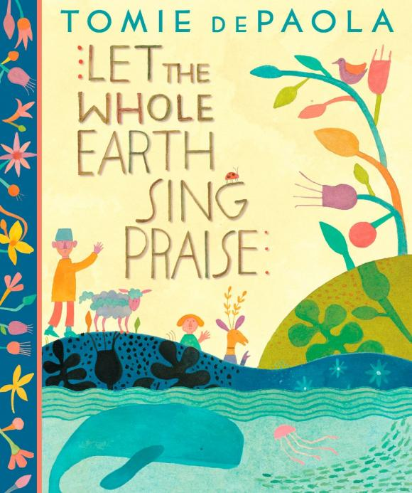 Let the Whole Earth Sing Praise hear the wind sing