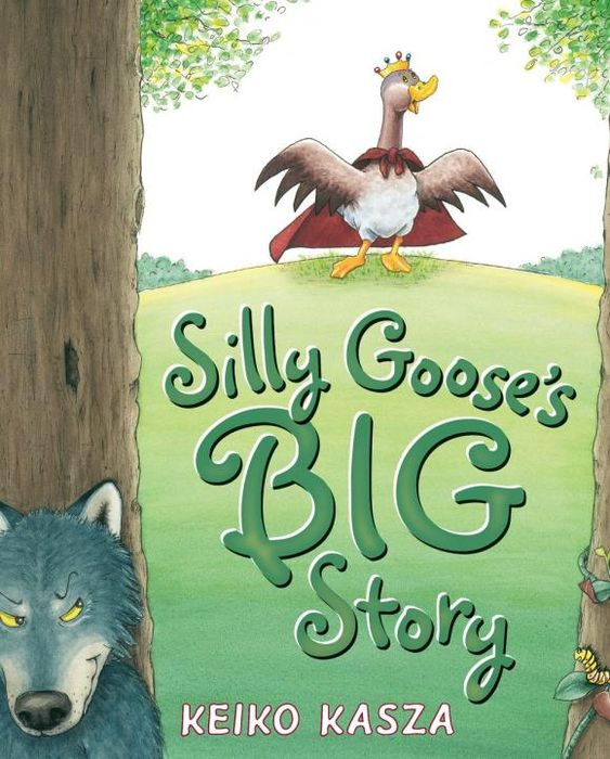 Silly Gooses Big Story