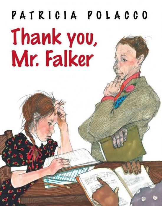 Thank You, Mr. Falker thank you mr falker