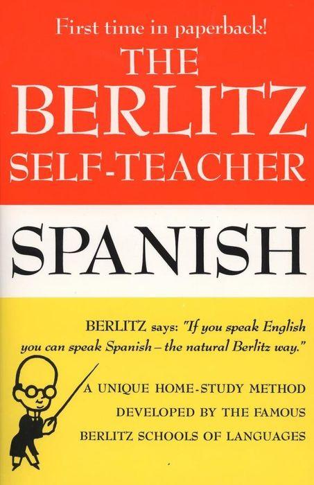 Berlitz Self-Teacher: Spanish spanish verb berlitz handbook