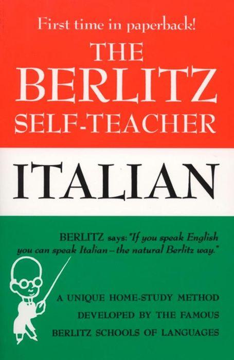 Berlitz Self-Teacher: Italian italian berlitz reference set