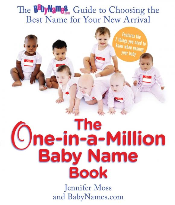 The One-in-a-Million Baby Name Book