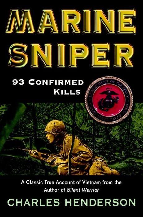 Marine Sniper: 93 Confirmed Kills ninja slayer kills 3