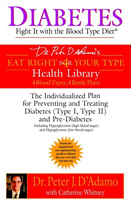 Diabetes: Fight It with the Blood Type Diet the ice diet