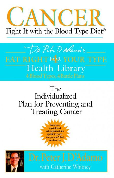 Cancer: Fight It with the Blood Type Diet the ice diet