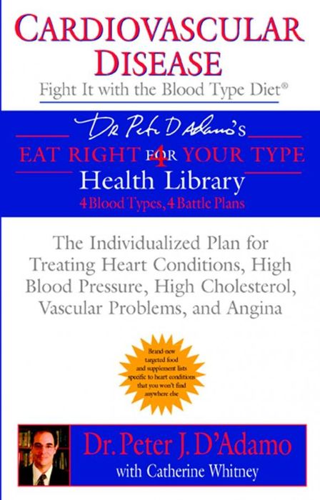 Cardiovascular Disease: Fight it with the Blood Type Diet the ice diet