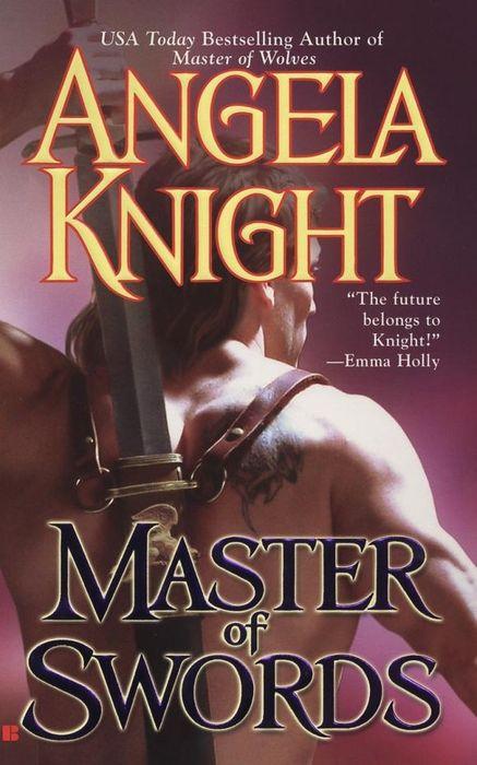 Master of Swords master control 115x180cm