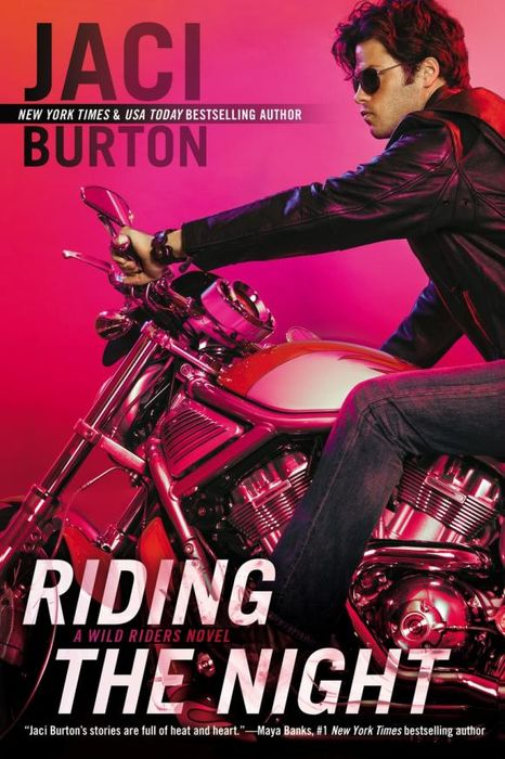 Riding the Night riding wild