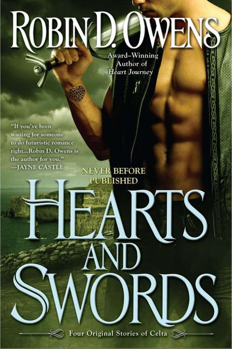Hearts and Swords swords of glass