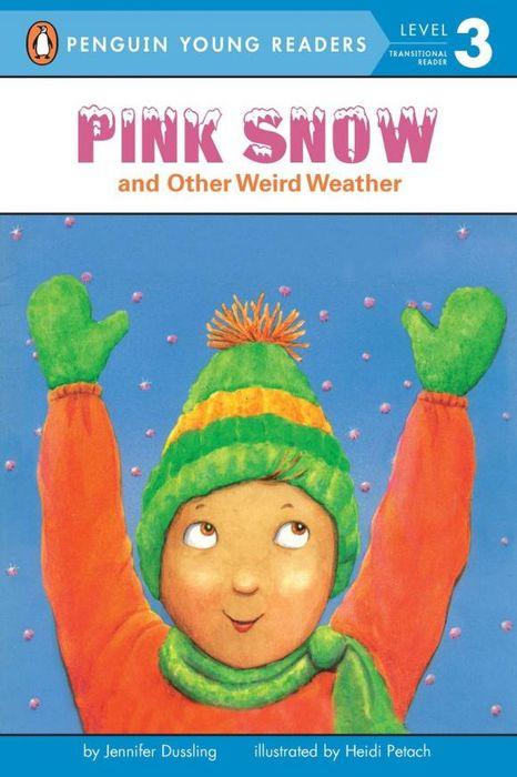 Pink Snow and Other Weird Weather ковролин sintelon arena 66850 4м