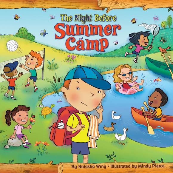 The Night Before Summer Camp the night before easter