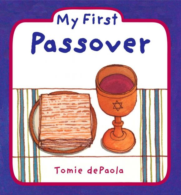 My First Passover new passover menu