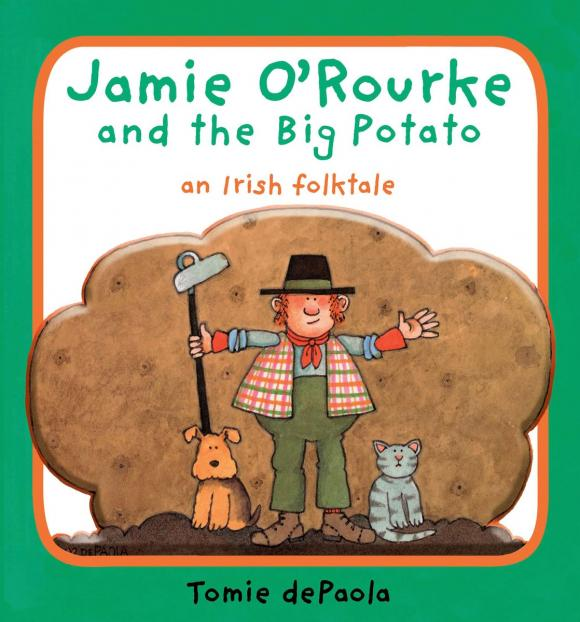Jamie O'Rourke and the Big Potato термометр and dt 623