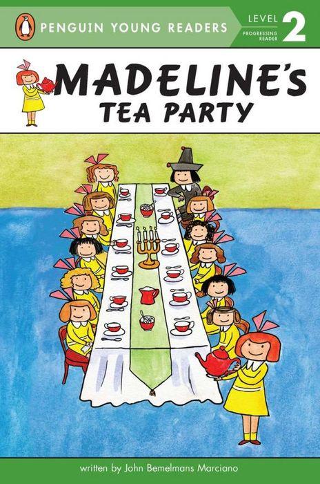 Купить Madeline's Tea Party,
