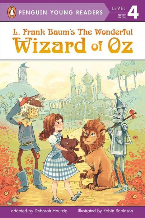 L. Frank Baum's Wizard of Oz frank ny fr041ewtgg89