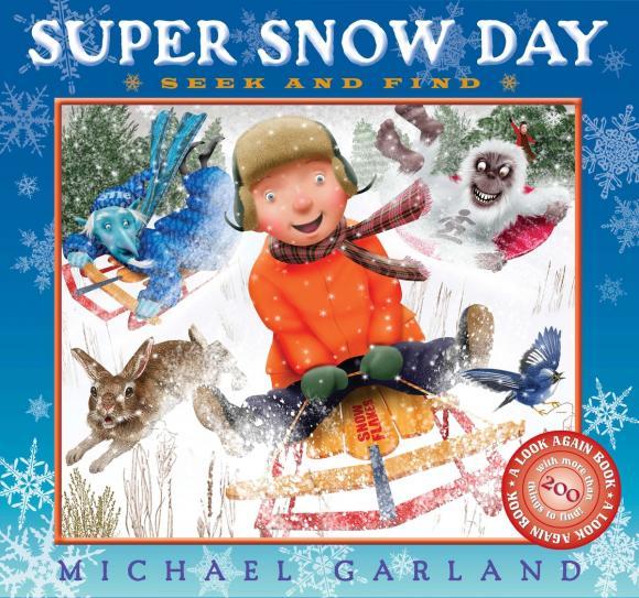 Super Snow Day Seek and Find seek thermal