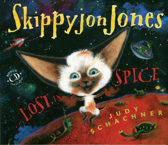 Skippyjon Jones, Lost in Spice