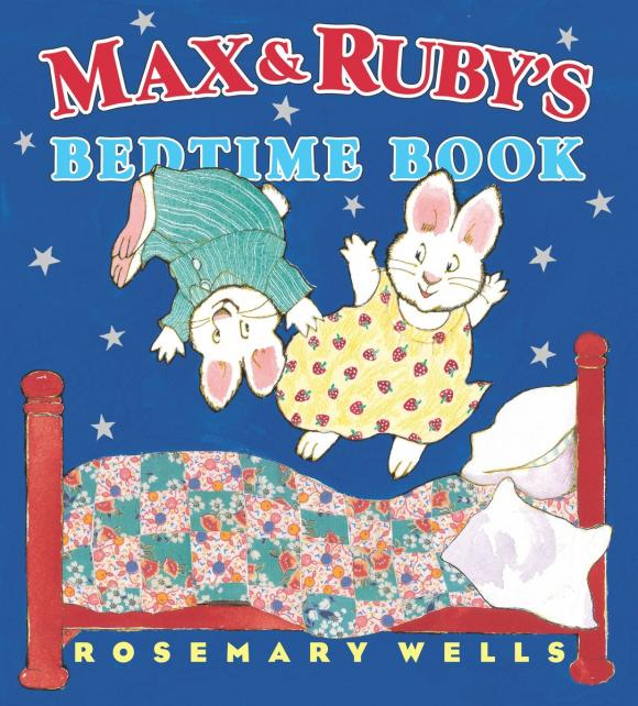 Купить Max and Ruby's Bedtime Book