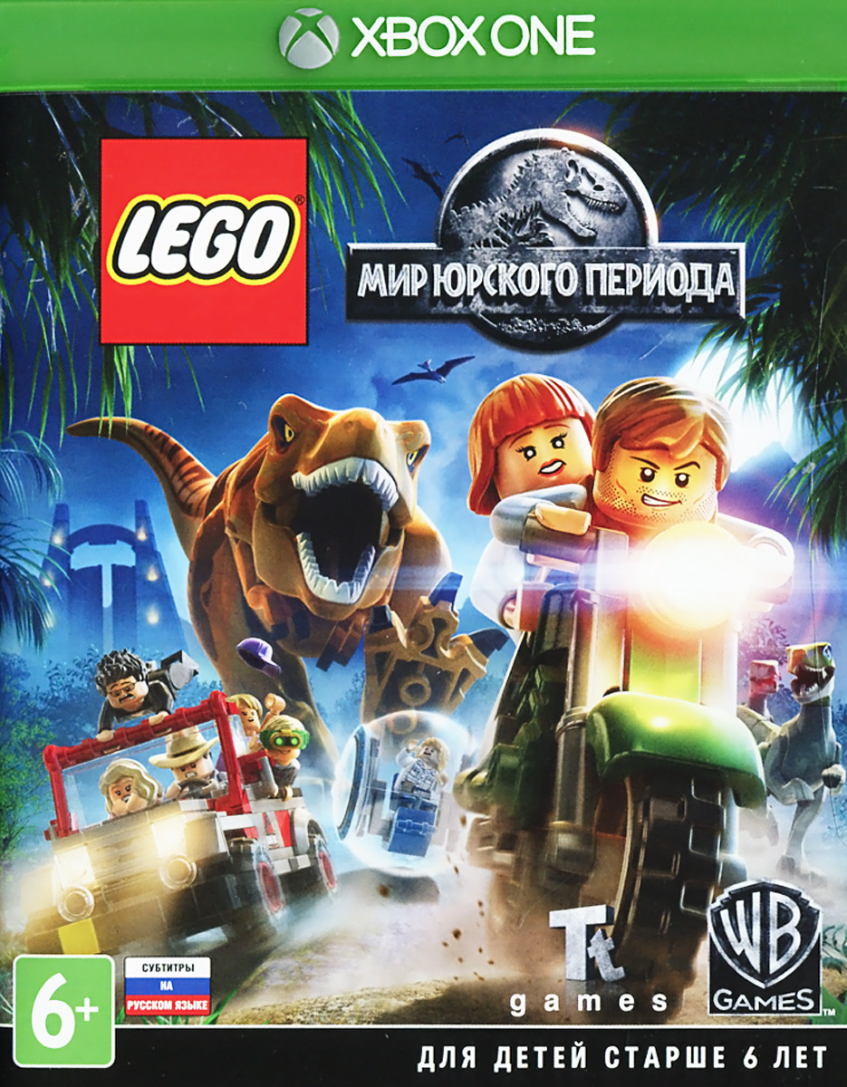LEGO Мир Юрского Периода (Xbox One), TT Games Publishing Ltd.