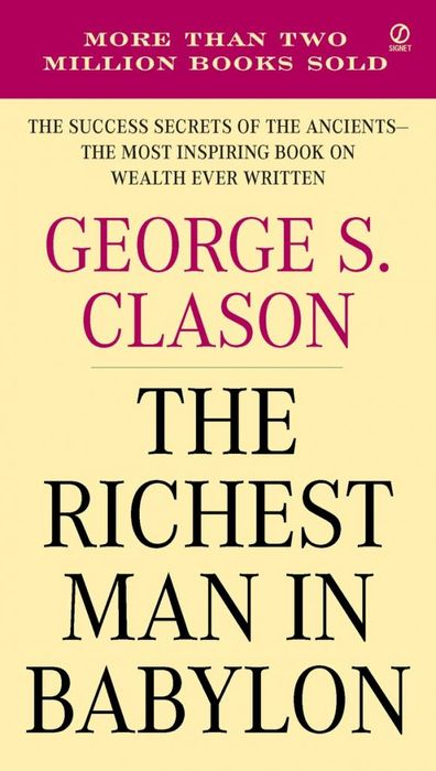 The Richest Man in Babylon how to fix your finances – a guide to personal financial planning paper only