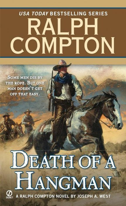 Ralph Compton Death of a Hangman ralph compton ride the hard trail